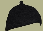 Men's Solid Color Knit Cap