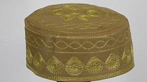 Men's Kufi with Embroidery