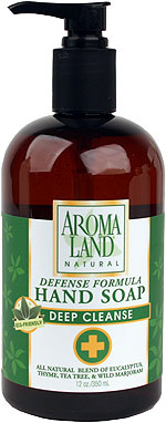Hand Soap Defense Formula 12 oz