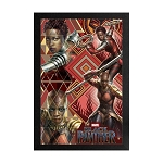 Okoye and Nakia