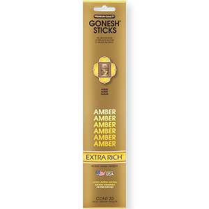 Extra Rich Collection - Amber Incense